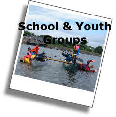 School & Youth Groups Tab